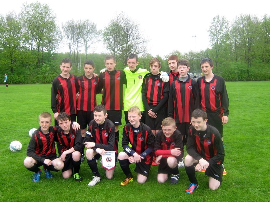 1999's Konica Minolta Cup  Team 2013