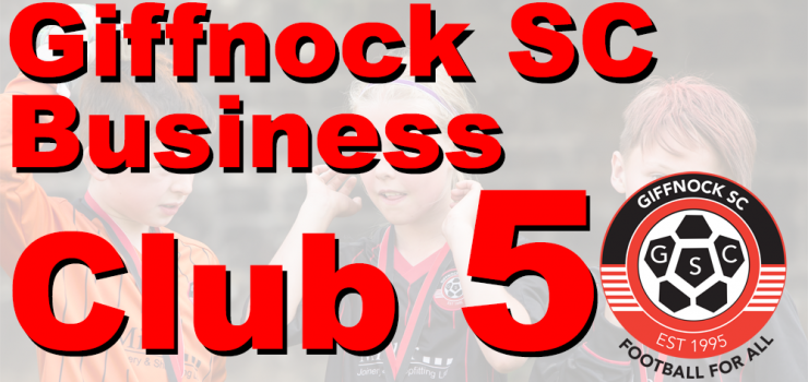 Giffnock SC Business Club 50