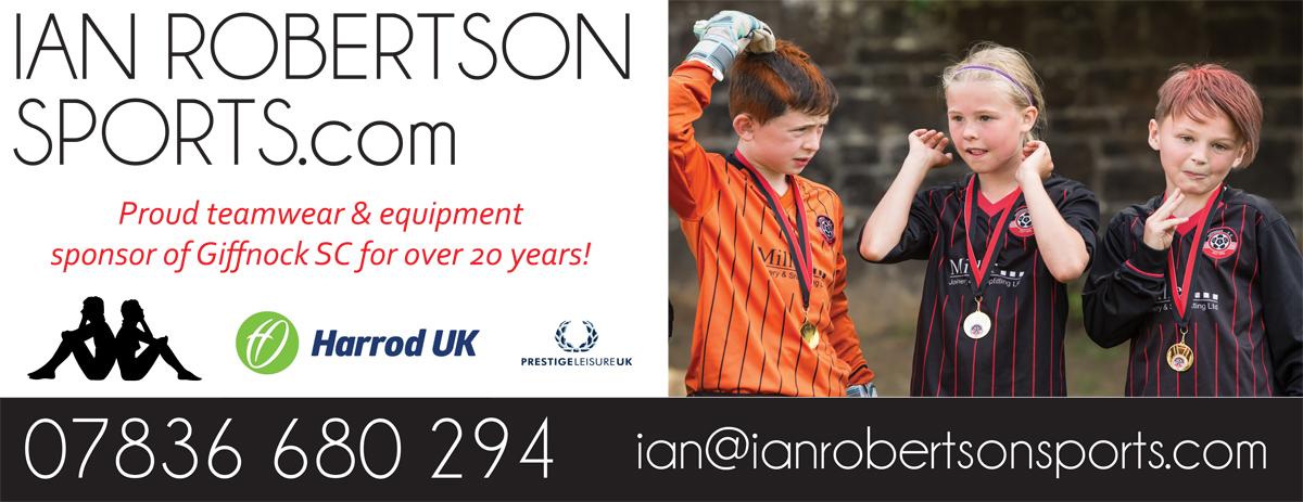 Ian Robertson Sports