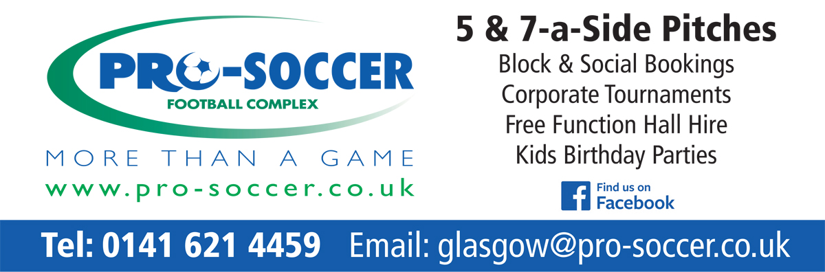 Pro Soccer Glasgow