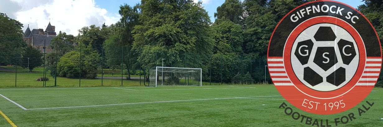 Giffnock Soccer Centre Home